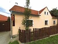 Dolní Třebonín léto 2018 ubytování