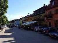 Frymburk náměstí -