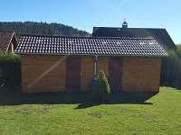 kolárna - rekreační dům k pronajmutí Frymburk