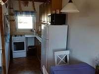 kuchyňka - rekreační dům k pronájmu Frymburk