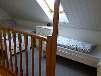 ložnice č.2 - rekreační dům k pronájmu Frymburk