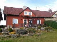 Rodinný dům na horách - dovolená Českokrumlovsko rekreace Frymburk