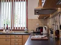 Dům se 2 ložnicemi - vila k pronájmu Nová Bystřice