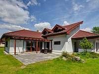 Dům se 3 ložnicemi - pronájem vily Nová Bystřice