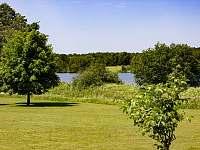 Okolí mnišského rybníka - Nová Bystřice