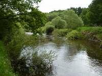 řeka Blanice 400m