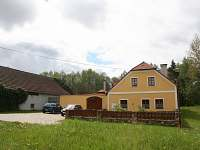 Levné ubytování  Pěnenský rybník - Dřevo Apartmán na horách - Nový Vojířov