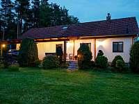 Chalupa k pronajmutí - Hamr Jižní Čechy