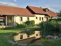 Apartmán na horách - dovolená Koupaliště Týn nad Vltavou rekreace Všemyslice