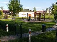 dětské hřiště - Horní Žďár u Jindřichova Hradce