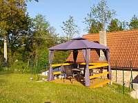 zahradní posezení - Horní Žďár u Jindřichova Hradce