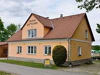 Penzion na horách - Smrčná Jižní Čechy