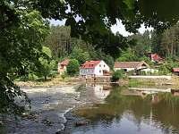Vila na horách - okolí Moraveče