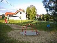 dětské hřiště - ubytování Třeboň - Branná