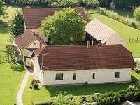 Rodinný dům na horách - Boršov nad Vltavou