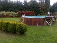 Venkovní bazén 7x4m