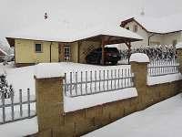 Frymburk - vila k pronajmutí - 23