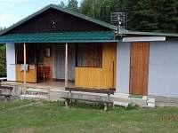 chata č. 49, 50 a 127 - k pronajmutí Dobronice u Bechyně