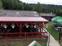 kiosek občerstvení - chata k pronájmu Dobronice u Bechyně