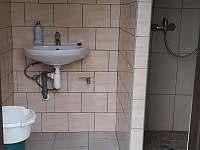 Koupelna chata č. 49 - Dobronice u Bechyně