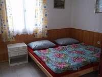 ložnice 50 - chata k pronájmu Dobronice u Bechyně