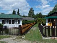 Chata k pronajmutí - dovolená Bazén Tábor rekreace Dobronice u Bechyně
