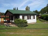 MAKAR chata u Lužnice Dobronice u Bechyně
