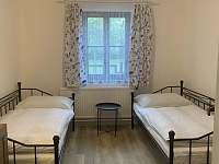 Pokoj 2 lůžka - Spolí