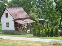 Levné ubytování  Dolní Žišpašský rybník Chata k pronájmu - Nová Bystřice