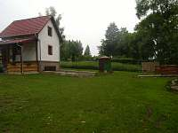 Nová Bystřice - chata k pronájmu - 3