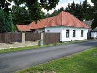 Levné ubytování Koupaliště Černovice- Klínot Chalupa k pronajmutí - Svatá Anna