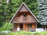 Chata k pronájmu - dovolená  Ratmírovský rybník rekreace Horní Pěna