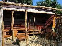 Chata ubytování v Majdaleně