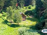 Chata k pronajmutí Lojzovy Paseky Frymburk - Lojzovy Paseky