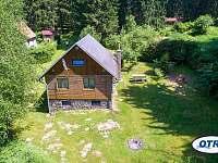 ubytování na chatě Lojzovy Paseky - k pronajmutí Frymburk - Lojzovy Paseky