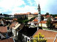 Český Krumlov - rekreační dům k pronájmu Křemže