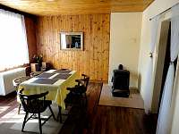jídelna - rekreační dům ubytování Křemže