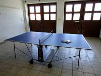 ping pong - Křemže