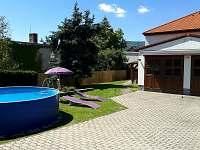 pohled - rekreační dům ubytování Křemže