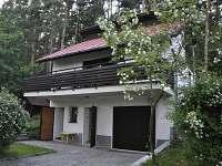 Chata Libuška - přízemí - ubytování Laciná