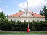 Ubytování v Plané nad Lužnicí - vila k pronájmu