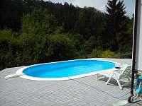 Chalupa s bazénem - chalupa k pronajmutí - 4 Bechyně