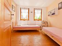 3.ložnice v přízemí - Kardašova Řečice