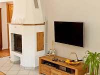 krb+TV+radio+DVD+CD - rekreační dům k pronajmutí Kardašova Řečice