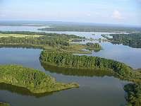 krajina rybníků