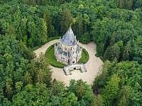 Schwarzenberská hrobka - Třeboň