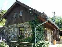ubytování Horní Planá na chatě