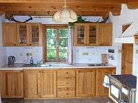 Přízemí - kuchyňka