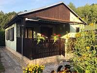 Chata k pronajmutí - dovolená Rybník Rytíř rekreace Dobronice u Bechyně