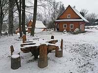 Roubenky U veverky - roubenka - 41 Lomy